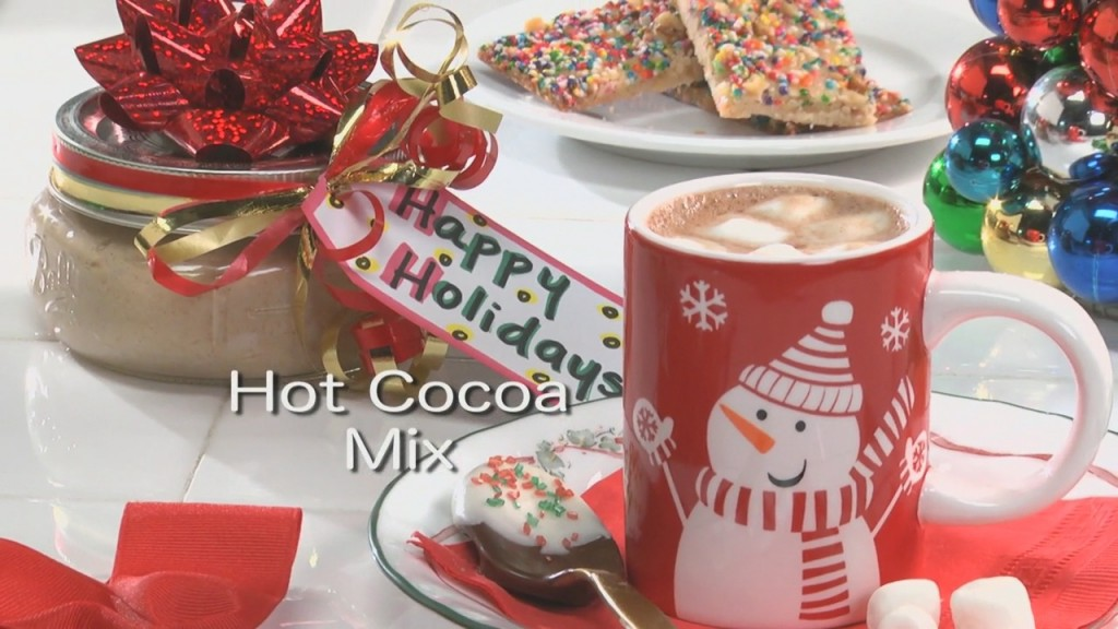 Mr. Food: Hot Cocoa Mix