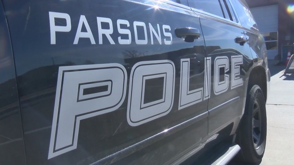 Parsons Police Department Starts Initiative To Cut Down On Holiday Thefts