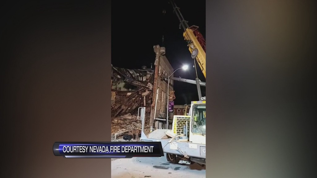 Nevada Building Collapse