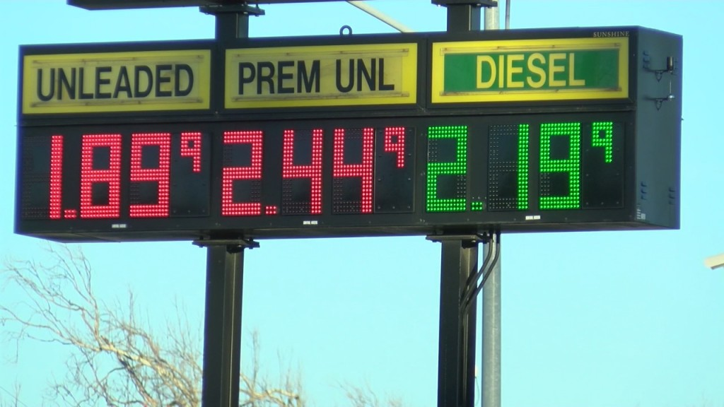 Missouri Gas Prices Are At The Highest Average Level In More Than 3 Months