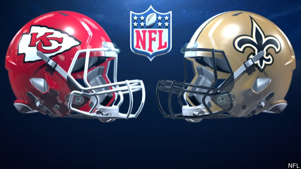 Let The Hype Begin For Chiefs Saints You Know It S Coming Koam