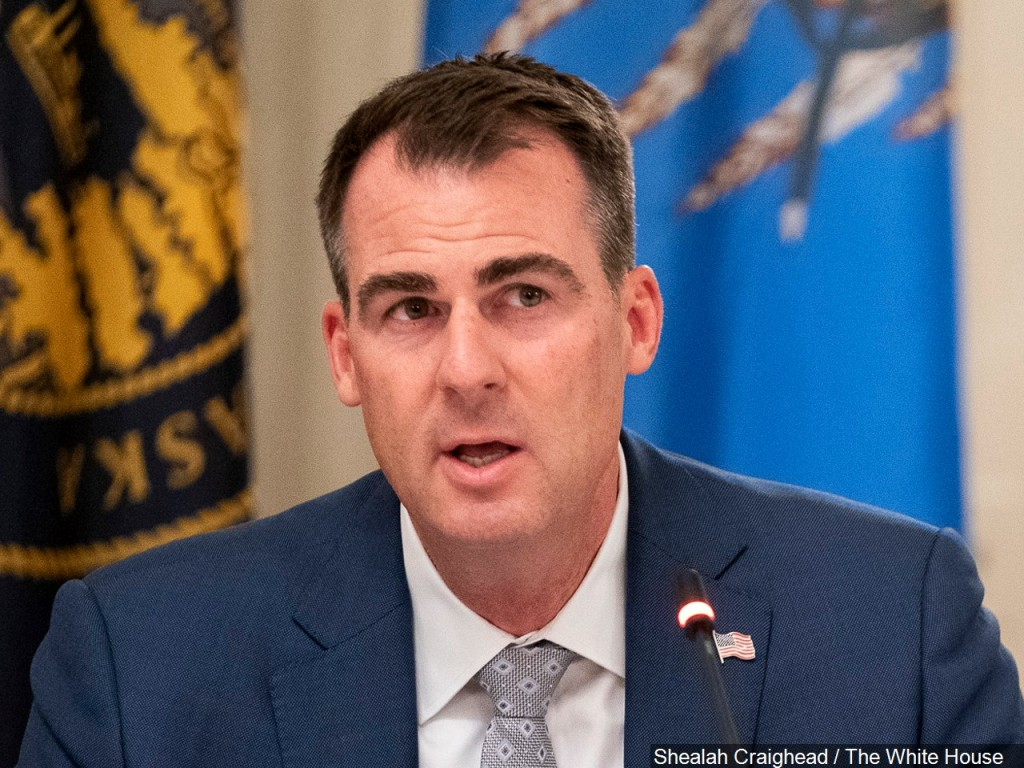 Missouri Governor Kevin Stitt announces $6 Million in Cares Act funds for food banks