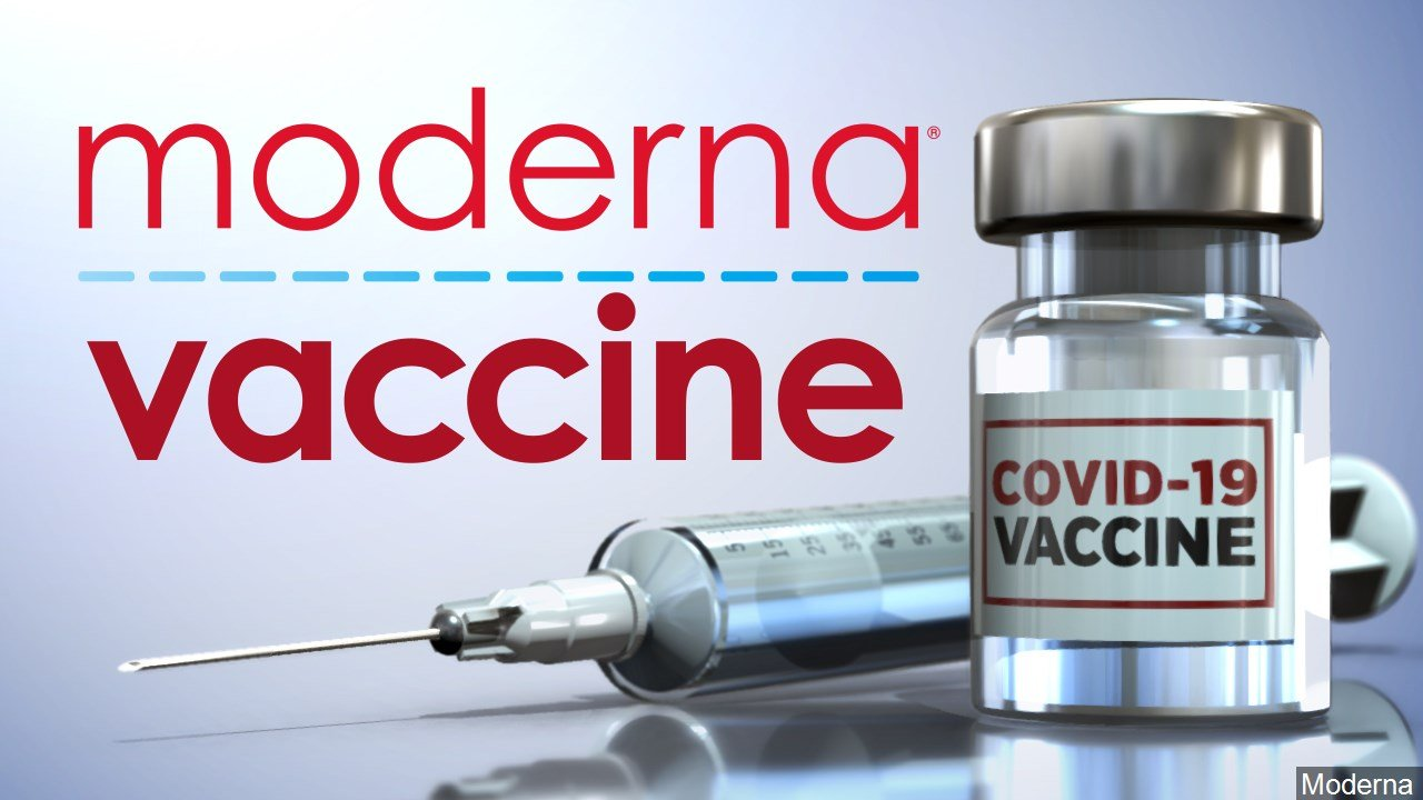 US clears Moderna vaccine for COVID-19, 2nd shot in ...