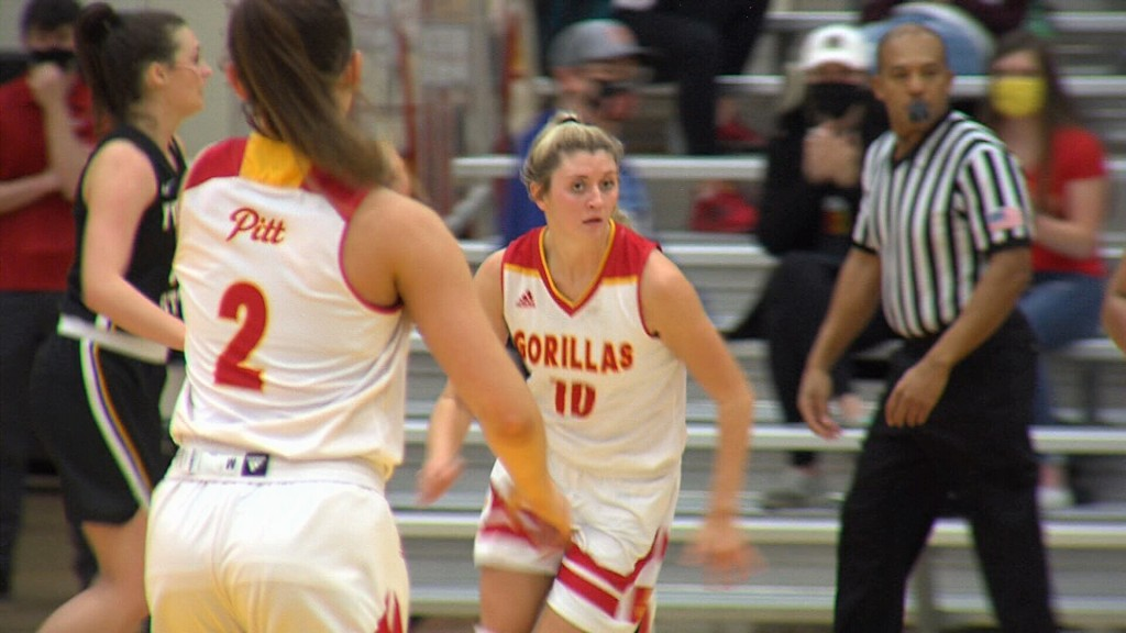 Pitt State Falls To Hot Handed Fort Hays State