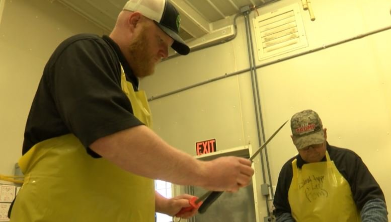 Meeting Demand For Meat: Local Meat Locker Expands During Pandemic