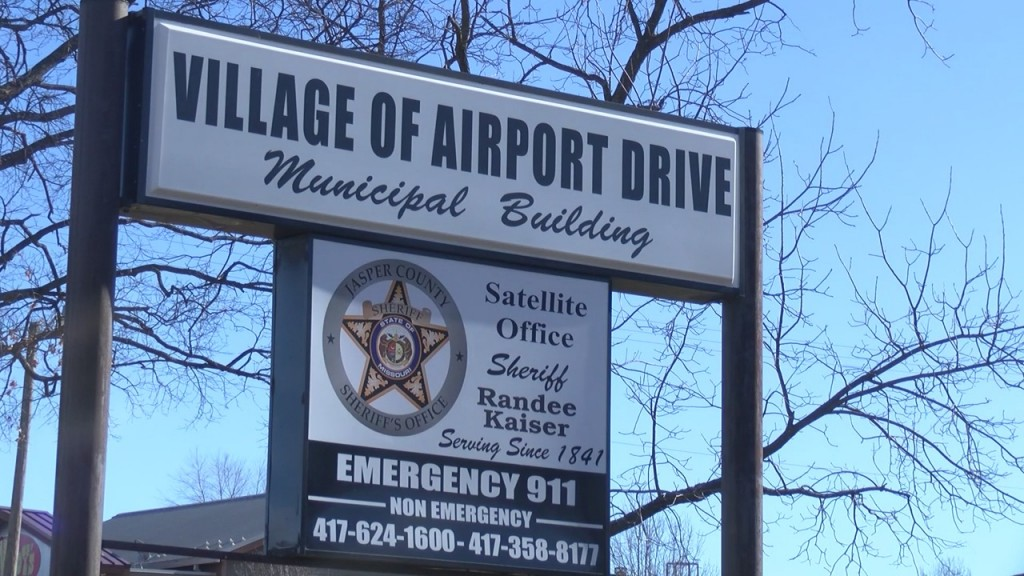 Some Village Of Airport Drive Leaders Are Upset With The Jasper County Commission, Saying The Commission Didn't Handle The Village's Cares Act Request Properly