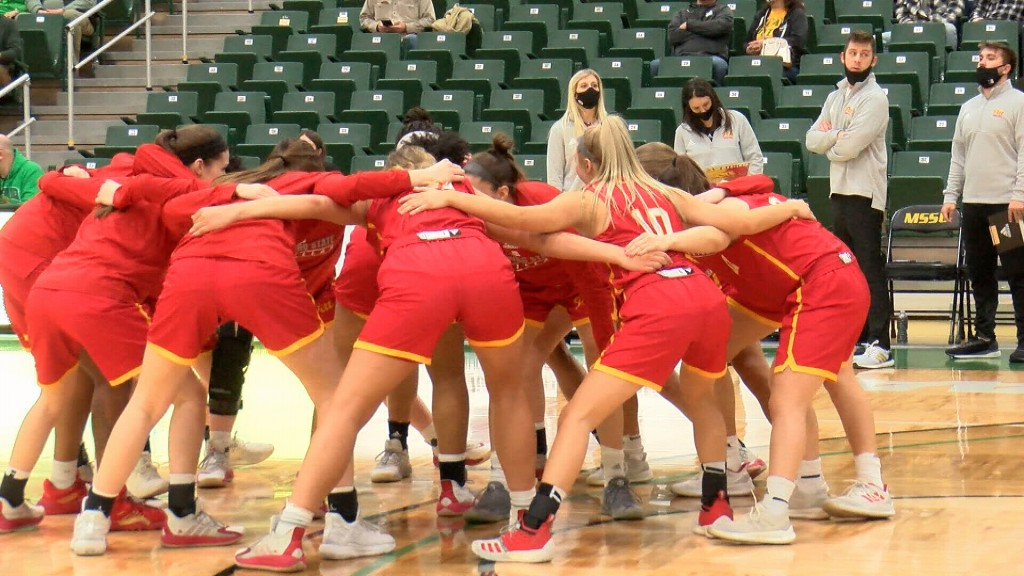 Pitt State Women Top Missouri Southern, Sweep Season Series
