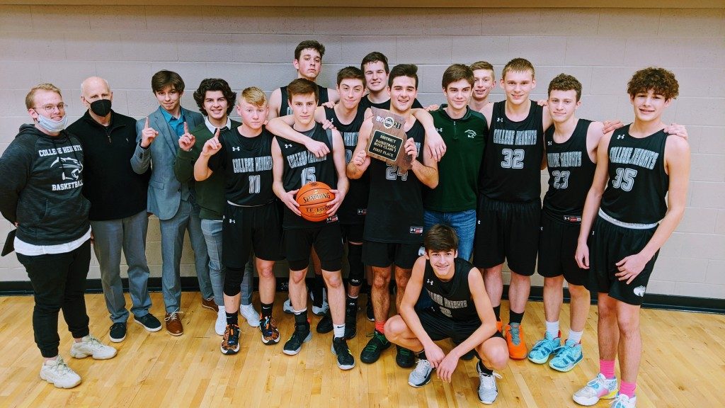 College Heights Boys Claim First Ever District Title