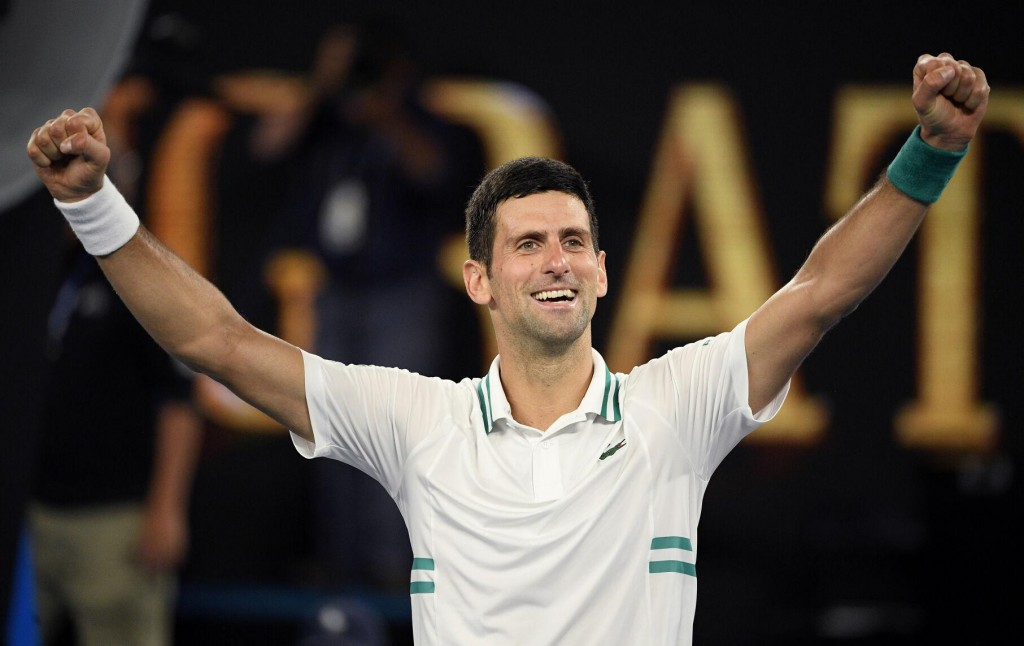 Novak Djokovic Wins 9th Australian Open Tennis Title, 18th Slam
