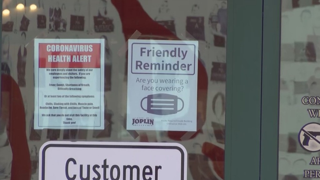 City Of Joplin Moves Forward Without A Mask Mandate