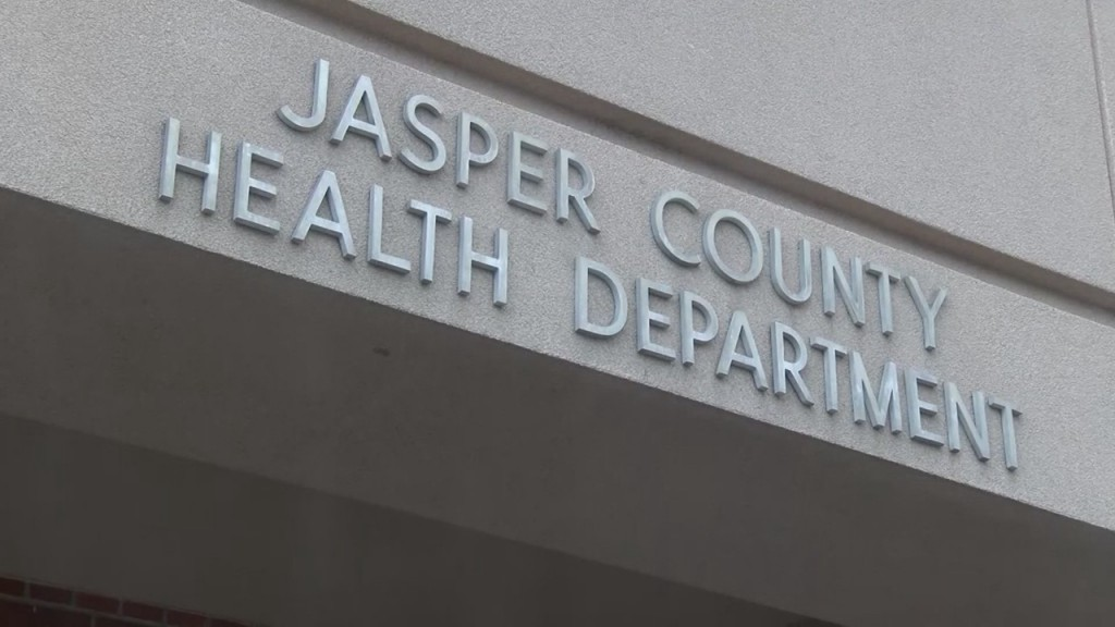 The Jasper County Health Department Is Asking For Patience As It Continues To Schedule County Residents For Vaccination Against The Coronavirus