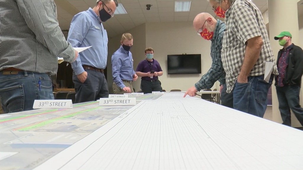 Property Owners Review The Latest Proposed Designs For Joplin's Connecticut Avenue