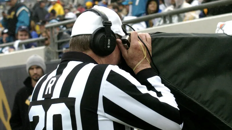 Larry Nemmers Referee