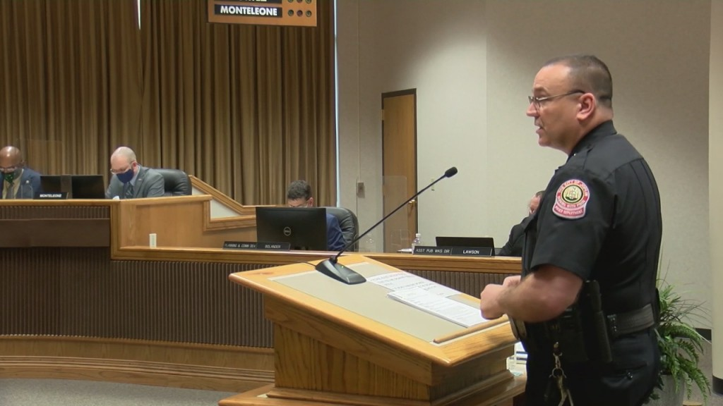 Joplin Approves Study Of Police And Fire Resources