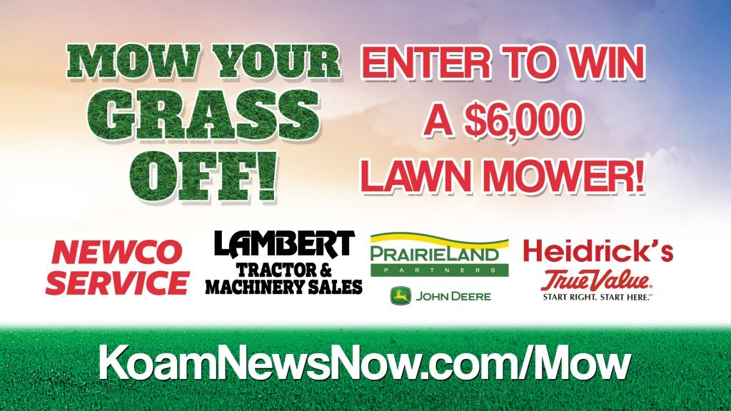 2021 Mow Your Grass Off Sweepstakes