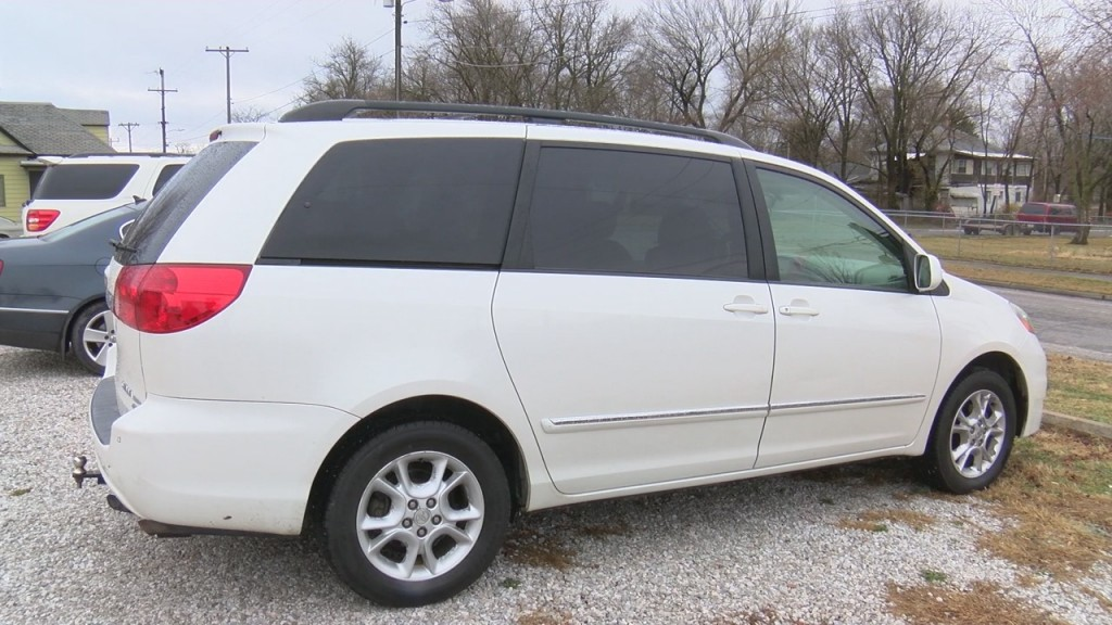 Someone Donated A 2006 Toyota Sienna Van To Watered Gardens Ministry