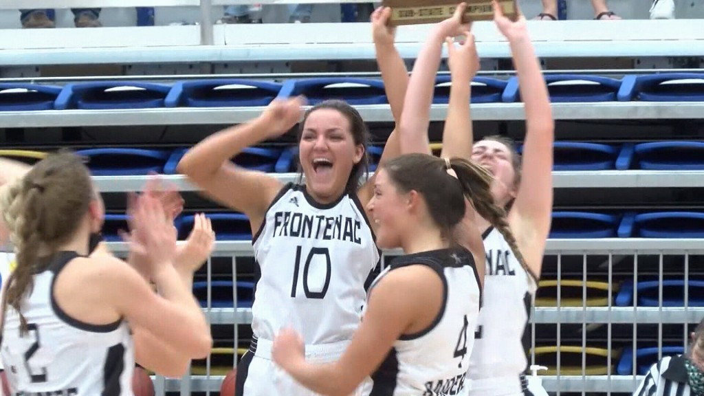 Frontenac Girls Return To State Tournament With Win Over Girard