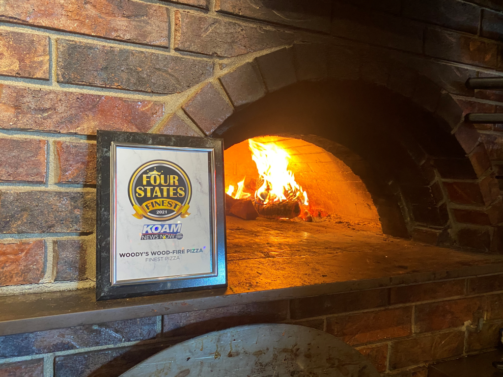 Woodys Wood Fire Pizza