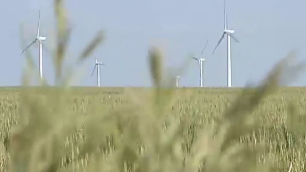 New Regulation Proposed For Wind Farms In Kansas