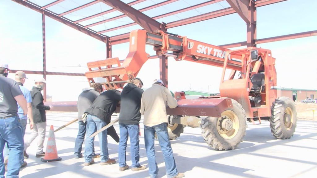 Northeast Tech In Afton, Oklahoma Is Getting A New Welding Facility