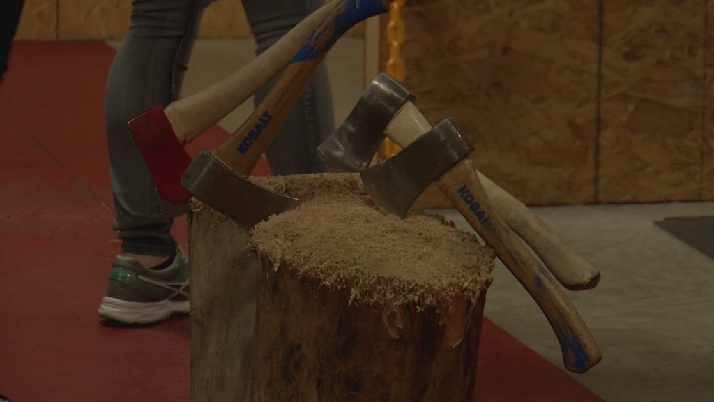For Anyone Looking To Try Out A New Sport Or Hobby, Axe Throwing May Be Just The Thing