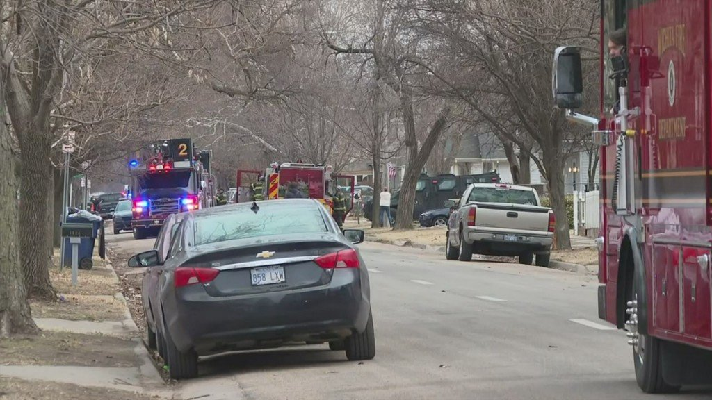 3 Wichita Police Officers Injured From A Shotgun Blast