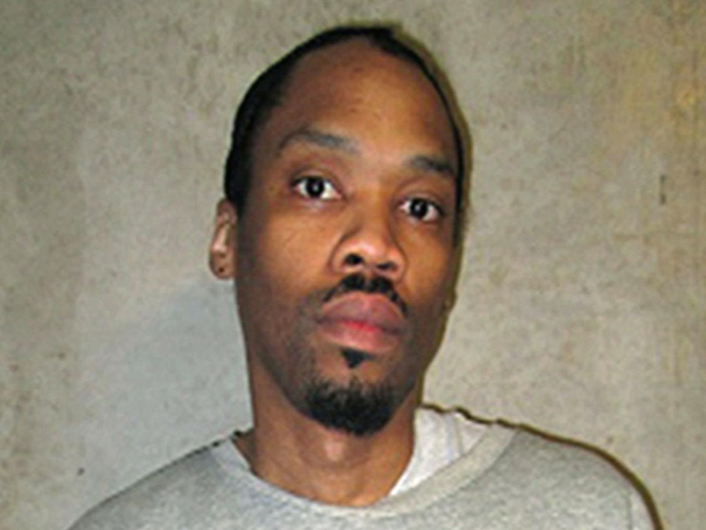 File Photo Provided By The Oklahoma Department Of Corrections Shows Julius Jones