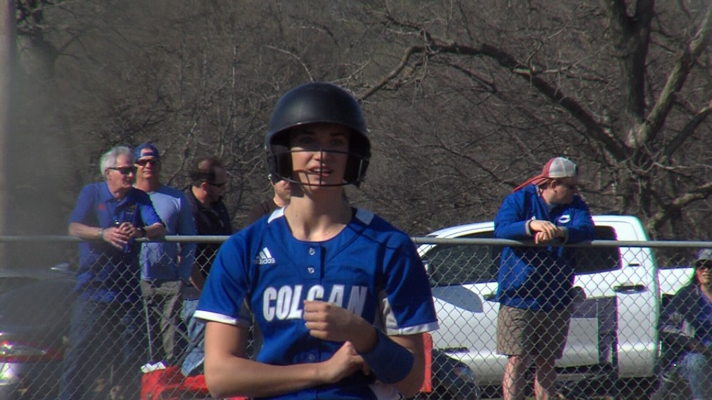 Web Colgan Softball