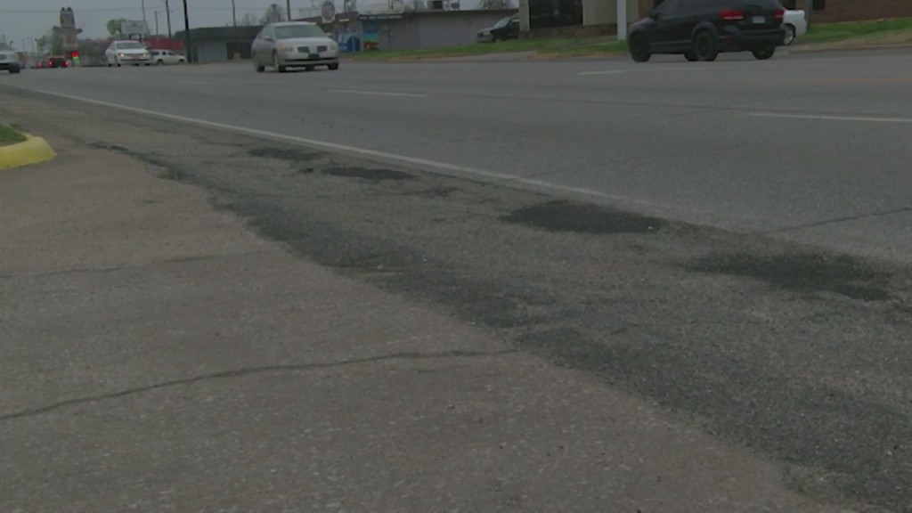 Ottawa County Residents Raise Concerns About Bad Road Conditions In The Area.