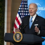The Latest: Biden Sees Economic Opportunity In Climate Fight