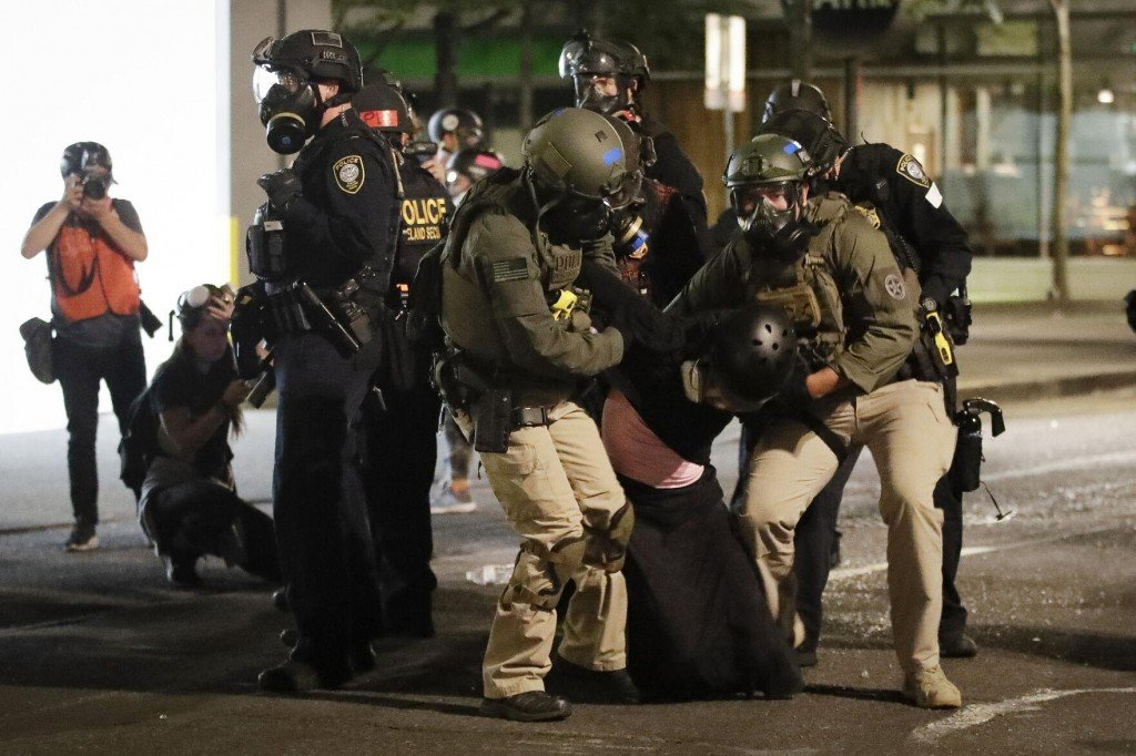 Report: Federal Agents Unprepared For Portland Protests