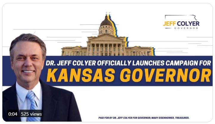 Kansas Jeff Colyer