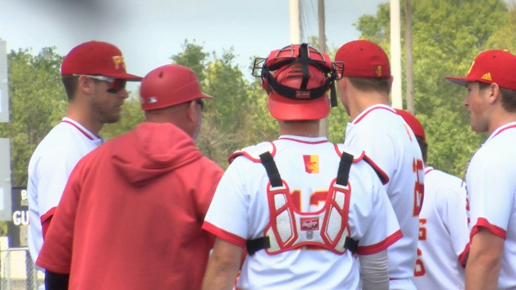 Psu Sweeps Doubleheader Against Rival Mssu With Back To Back Walk Off Wins