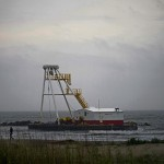 Divers Back In Gulf; Search Resumes For Capsized Boat's Crew