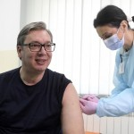 Serbia's Leader Chooses Chinese Made Vaccine For Own Shot