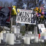 The Latest: Armed Men Provide Security At Wright Funeral