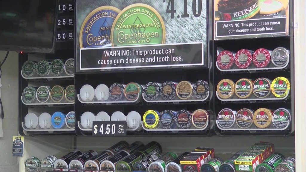 In December 2019, The Federal Age Limit To Purchase Tobacco Products Was Increased From 18 To 21