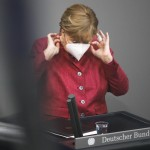 Germany's Merkel Urges Lawmakers To Support Pandemic Bill