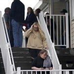 Families Await News Of Missing Workers On Capsized Ship