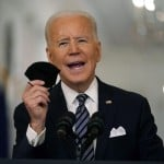 Hitting Latest Vaccine Milestone, Biden Pushes Shots For All