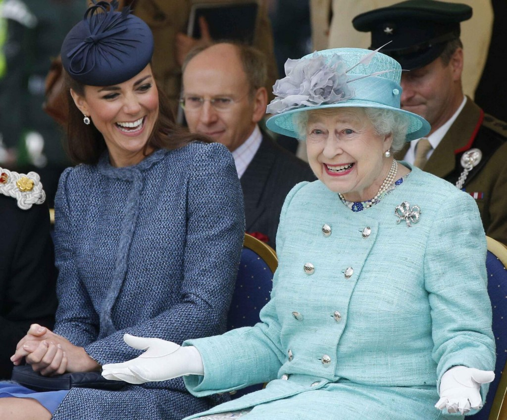 Long Live The Monarchy: British Royals Tend To Survive A Full Three Decades Longer Than Their Subjects