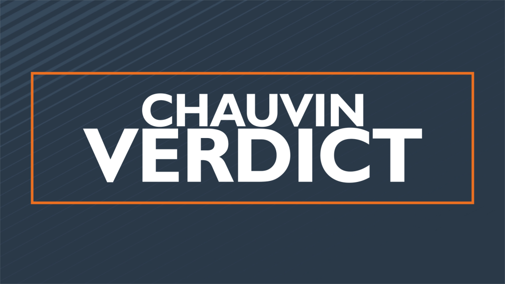 Chauvin Verdict Koam Graphic