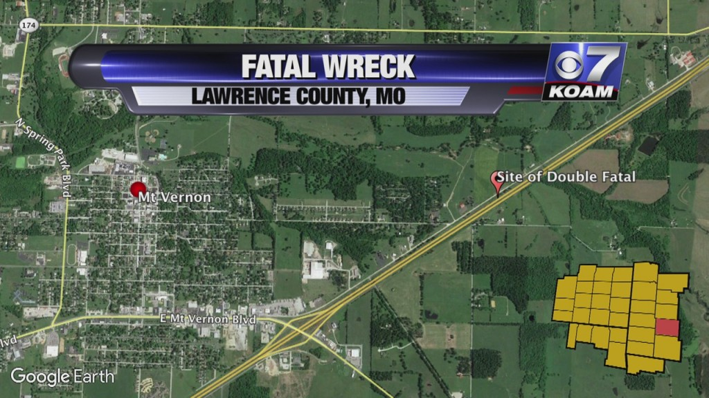 Wrong Way Crash Kills Two From Piece City