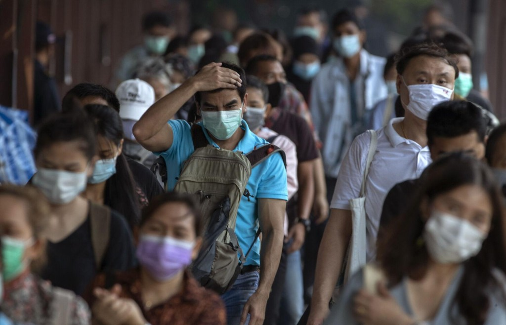 The Latest: Duterte: 'worst' To Come Before Vaccines Arrive