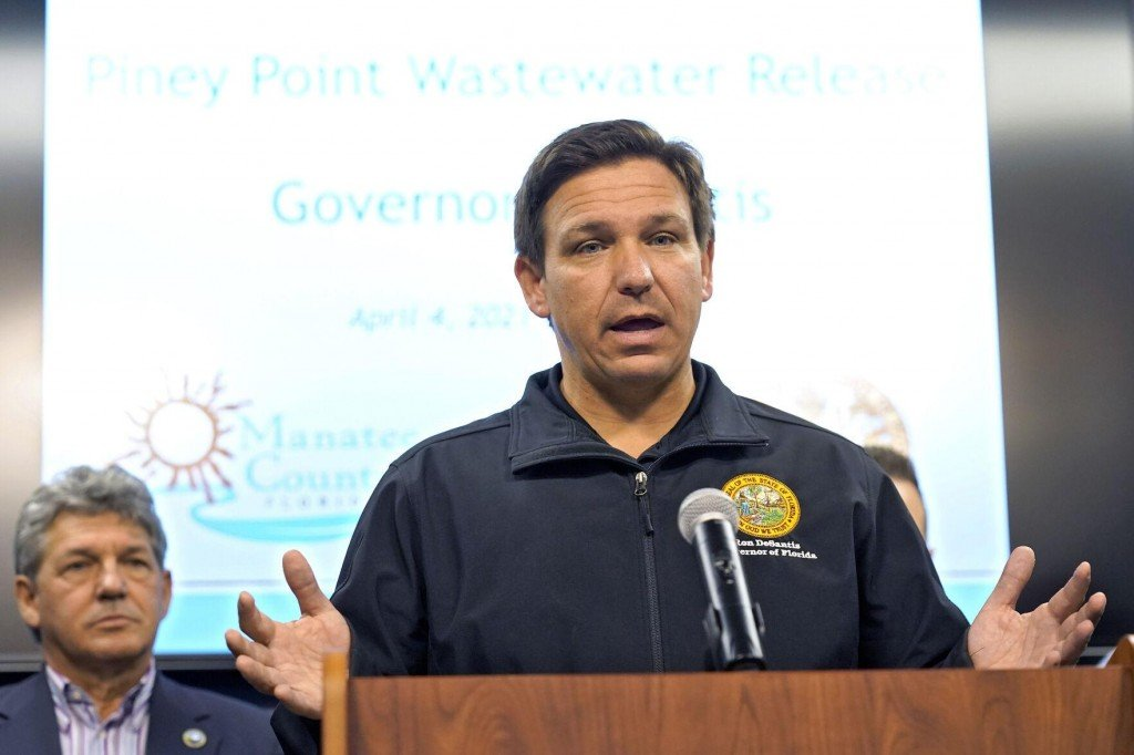 More Governors Publicly Vaccinated, But Florida's Kept Mum