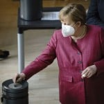German Lawmakers Approve 'emergency Brake' Virus Rules