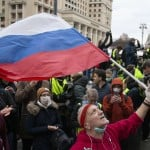 'pride And Hope': Navalny Praises Protests In His Support
