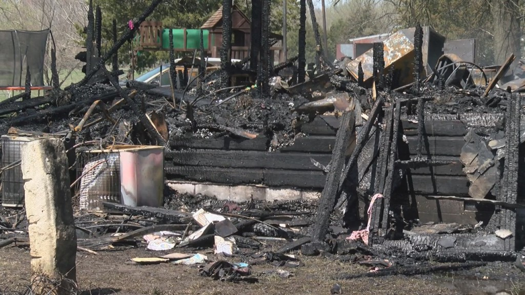 The Crawford County Sheriff's Office Is Conducting A Death Investigation Following An Early Morning Fire