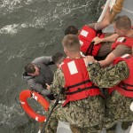 1 Dead, 6 Rescued, 12 Still Missing From Capsized Ship