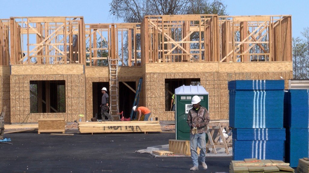 Construction On Affordable Housing